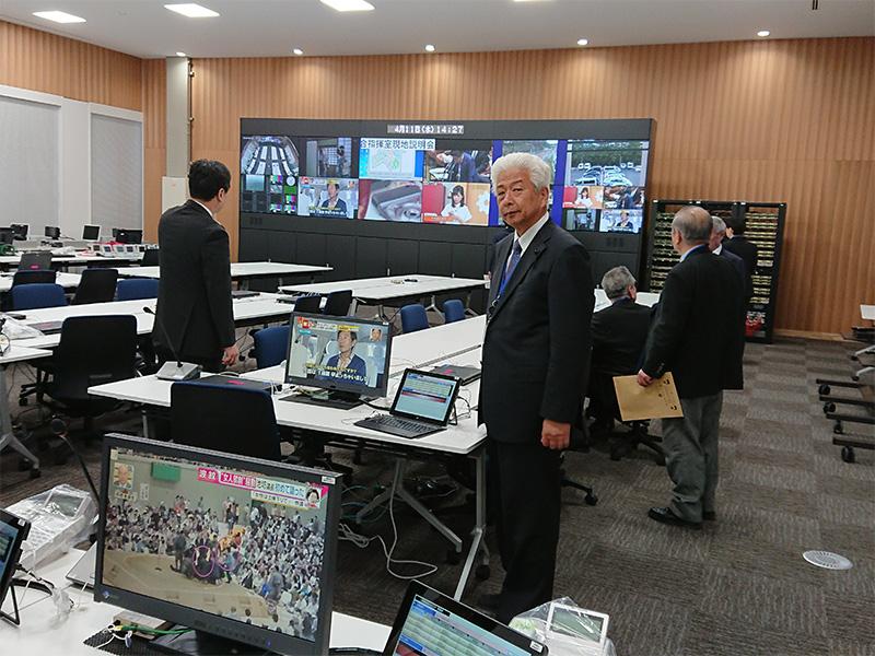 福島県警察本部新庁舎