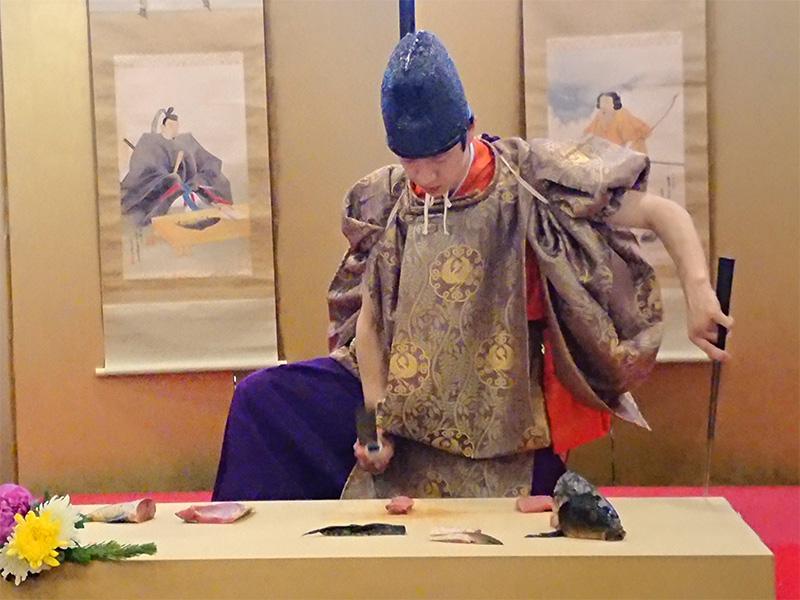 歴史ある伝統儀式