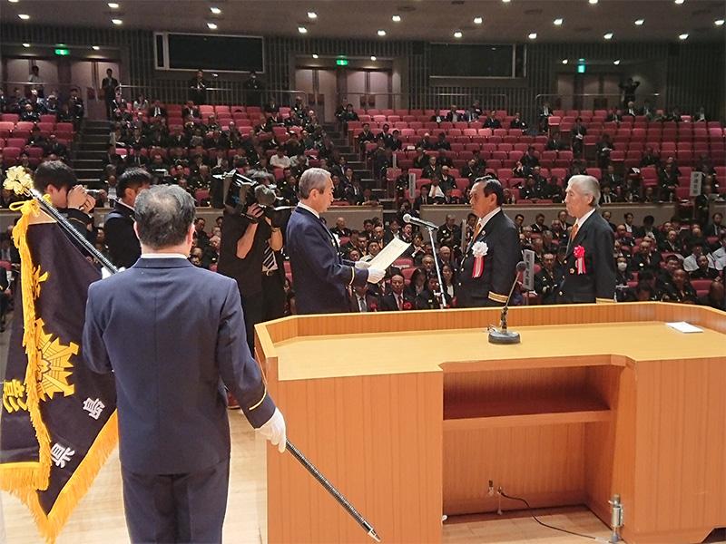 福島県消防大会