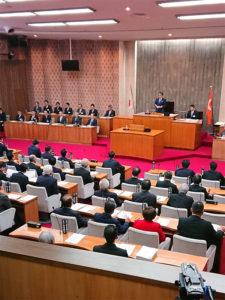 県議補欠選挙