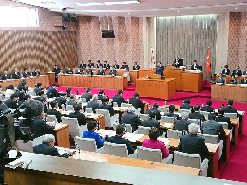 福島県議会2月県議会定例会
