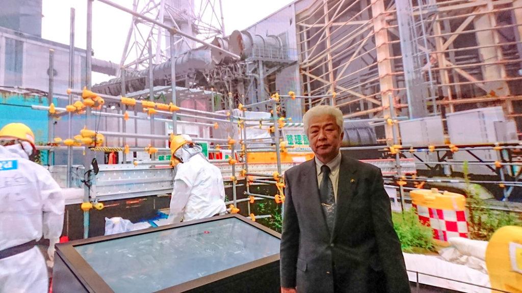 福島第一原発3号機原子炉建屋