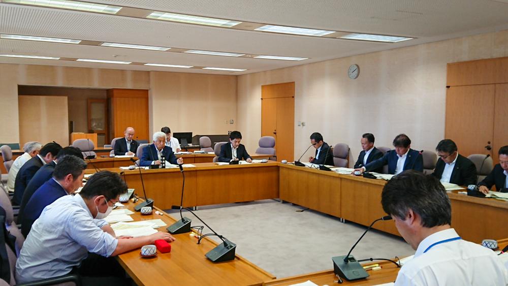 滋賀県議会運営委員会