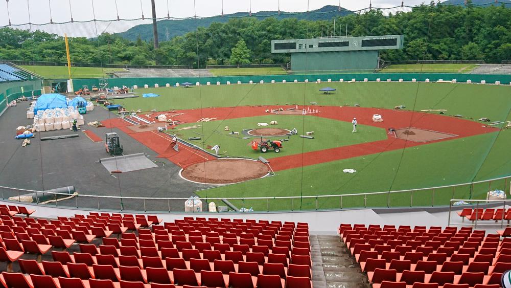 2020年東京オリンピックの野球
