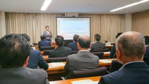 福島県議会 第一特別委員会室