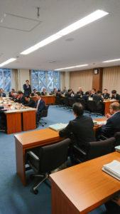 12月県議会自民党政調会