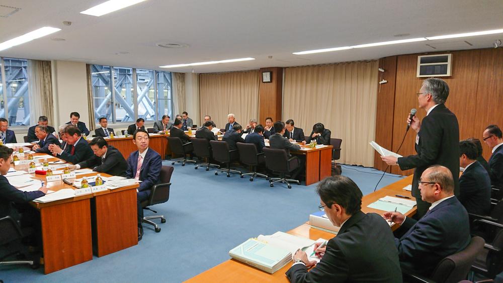福島県庁第一特別委員会室