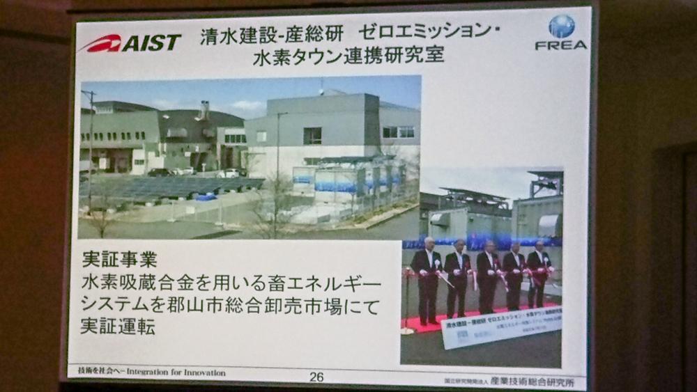 福島再生可能エネルギー研究所
