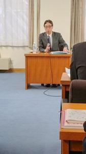 経産省廃炉・汚染水対策特別対策監 須藤治